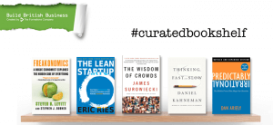 Sharing expertise and inspiration with the Curated Bookshelf - image - curated bookshelf