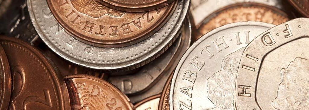 Autumn Budget 2017: Impact on Small Businesses image - small change coins