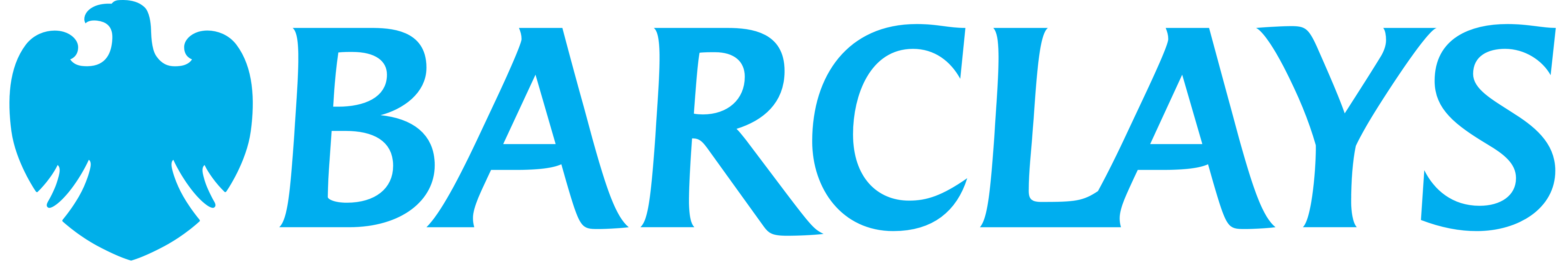 Barclays business bank account logo